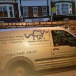 Thames Gutters London Van